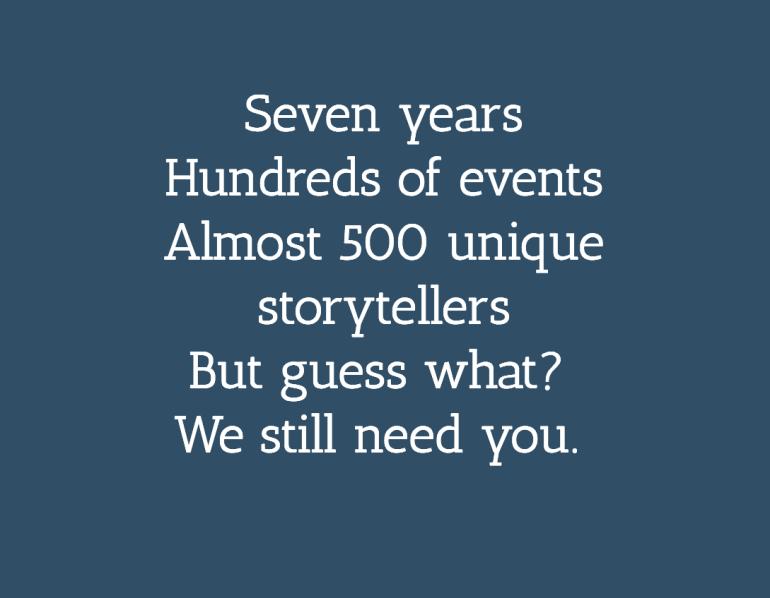 how-many-we-still-need-you